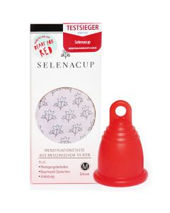 Selenacup Red Edition Menstruationstasse