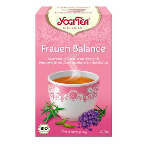Frauen Balance Yogi Tee