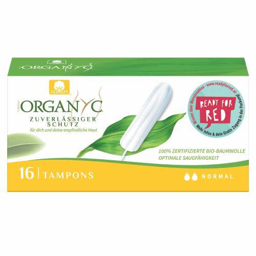 Organyc Bio-Tampons normal